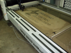 Waterjet Cutting Arkansas Company